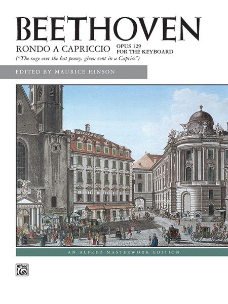 Rondo a capriccio, Op. 129