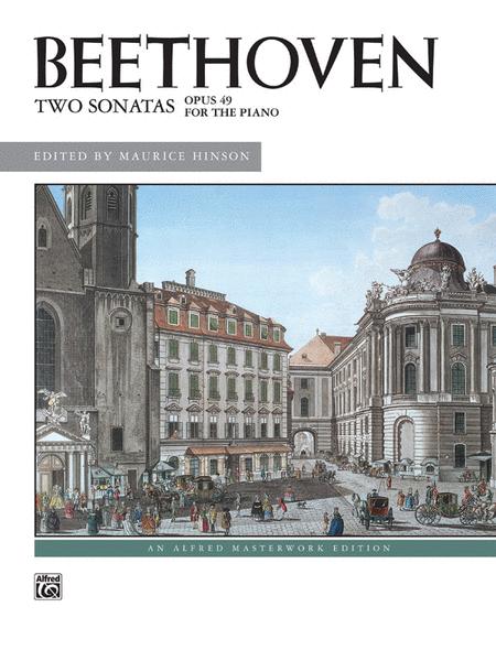 Beethoven -- 2 Sonatas, Op. 49