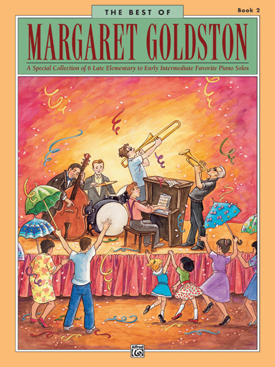 The Best of Margaret Goldston, Book 2
