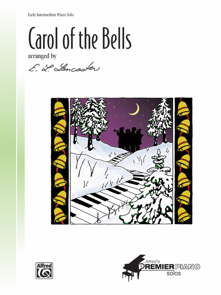 Carol Of The Bells - (Easy Piano)