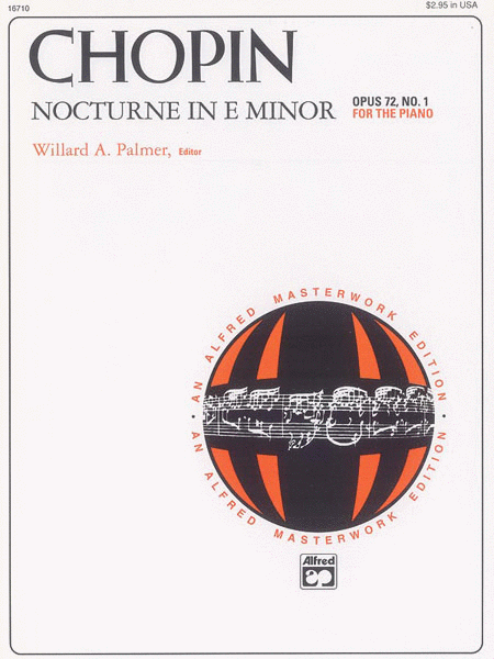 Nocturne in E minor, Op. 72, No. 1