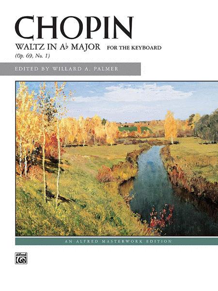 Waltz in A-flat Major, Opus 69, No. 1