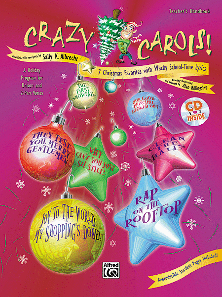 Crazy Carols! - CD Kit