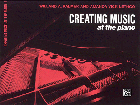 Creating Music at the Piano Lesson Book, Book 1