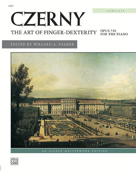 The Art of Finger Dexterity, Op. 740 (Complete)
