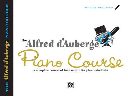 Alfred d'Auberge Piano Course - Lesson Book 1