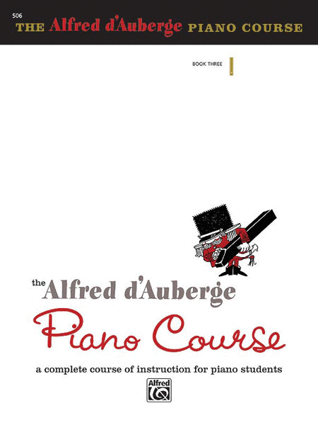 Alfred d'Auberge Piano Course - Lesson Book 3