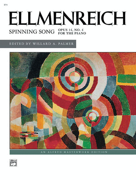 Spinning Song, Op. 14, No. 4