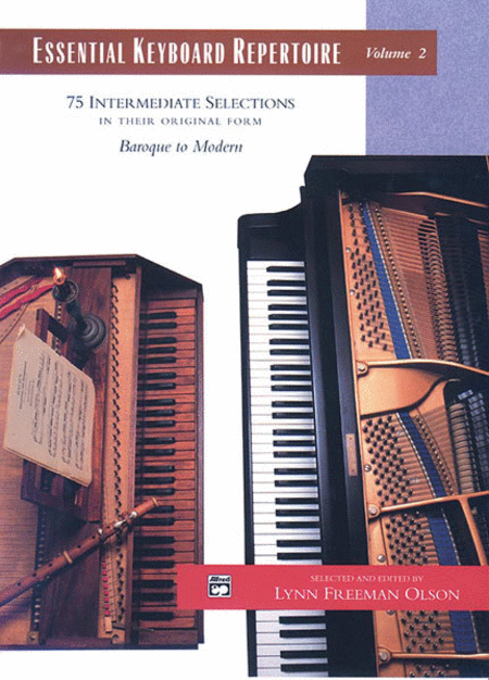 Essential Keyboard Repertoire - Volume 2