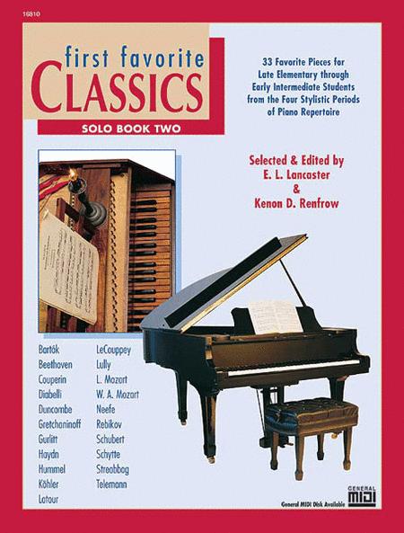 First Favorite Classics, Book 2