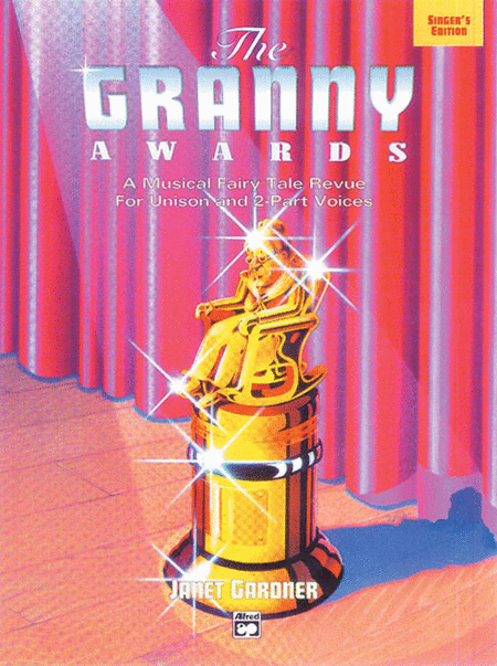 The Granny Awards - Soundtrax CD (CD only)