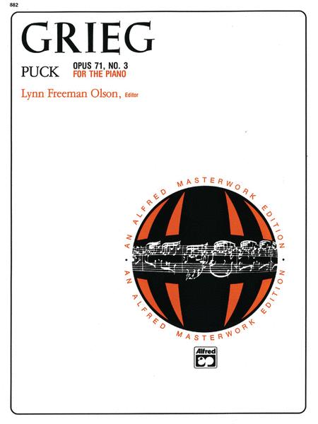 Puck, Opus 71, No. 3