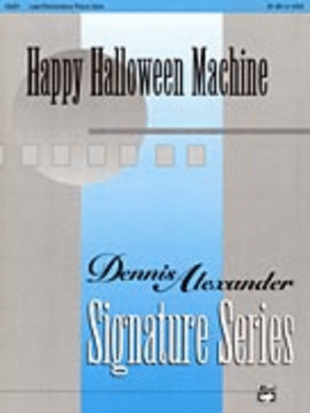 Happy Halloween Machine