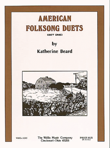 American Folksong Duets - Set 1