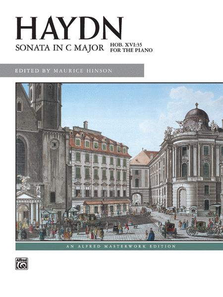 Sonata in C, Hob. XVI/35