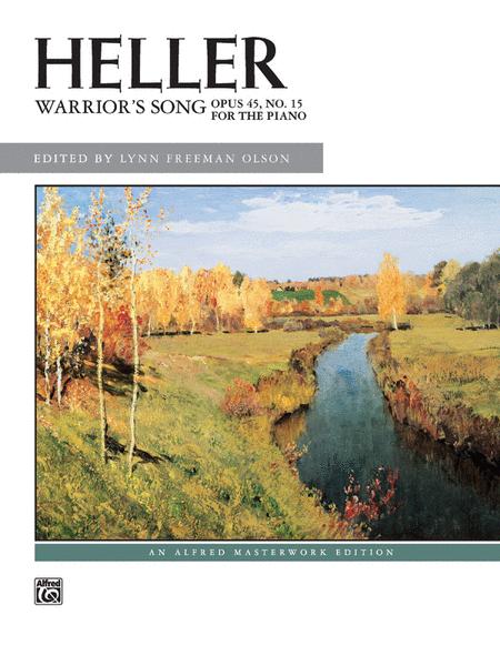 Warrior's Song, Opus 45, No. 15