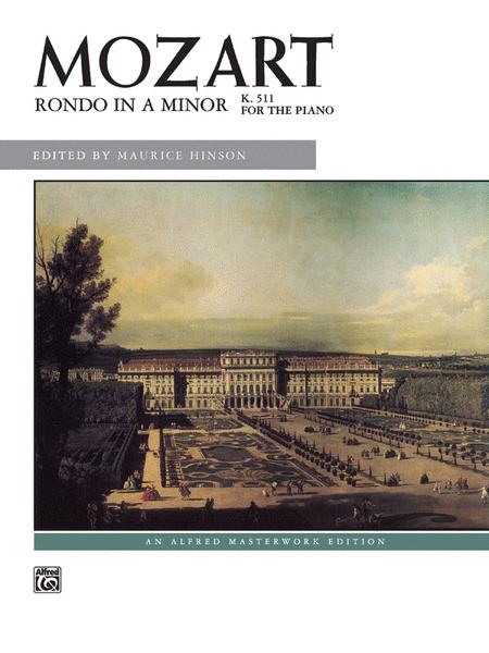 Rondo in A Minor, K. 511