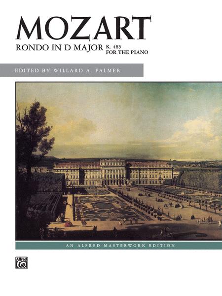 Rondo in D Major, K. 485