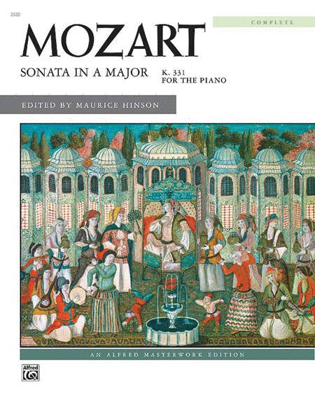 Sonata in A, K. 331 (Complete)