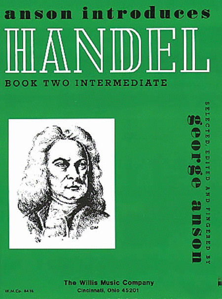 Handel - Miscellaneous Pieces