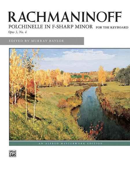 Polichinelle in F-sharp minor, Op. 3 No. 4