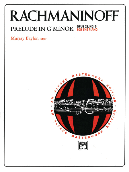 Prelude in G minor, Op. 23, No. 5