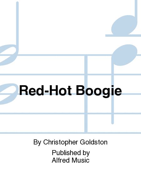 Red-Hot Boogie
