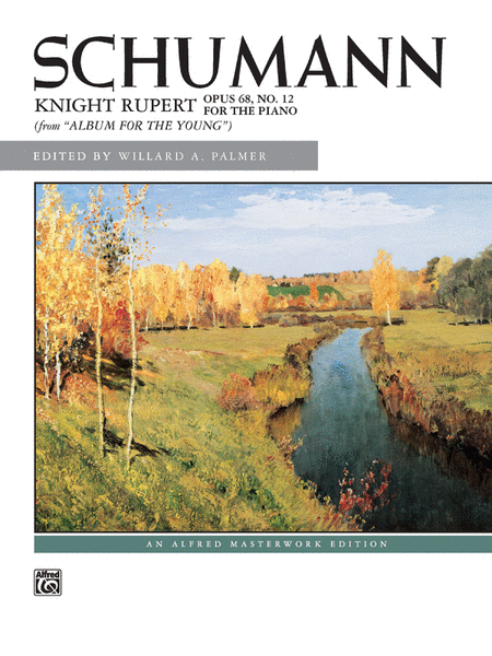 Knight Rupert, Op. 68, No. 12