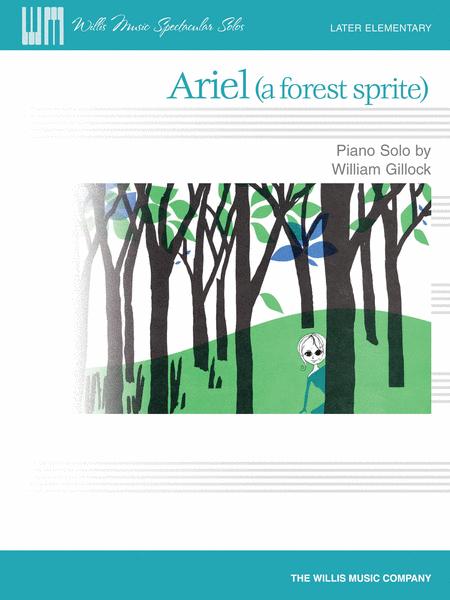 Ariel (A Forest Sprite)