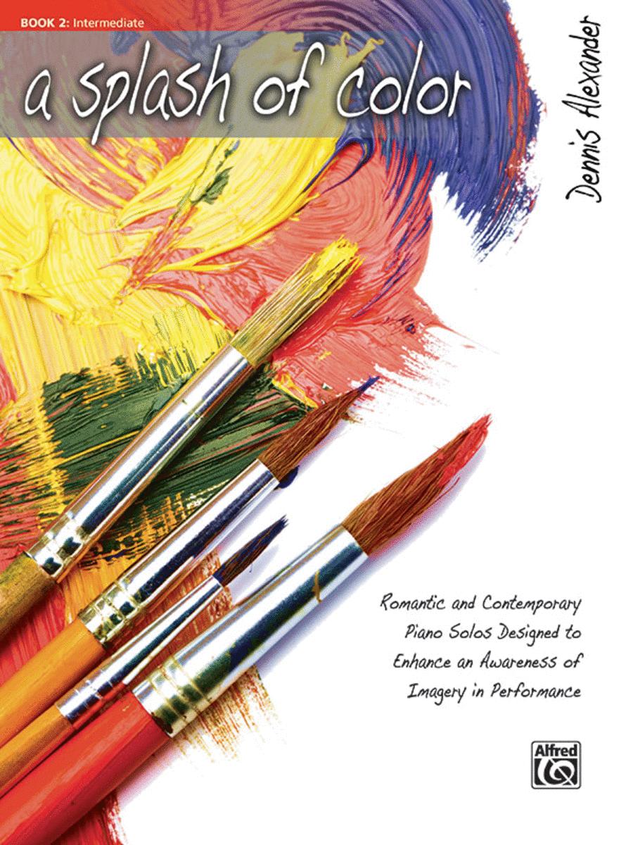 A Splash of Color, Book 2