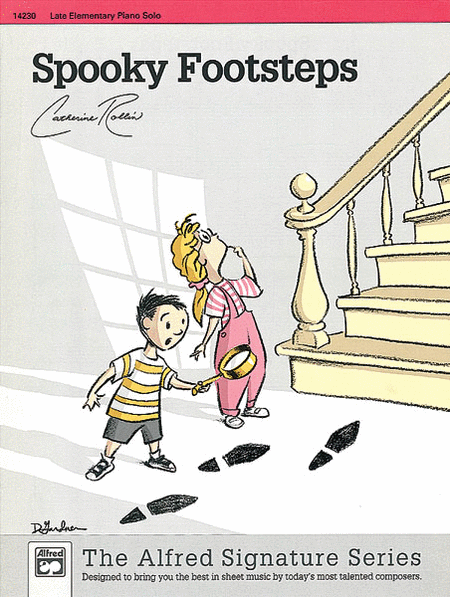 Spooky Footsteps