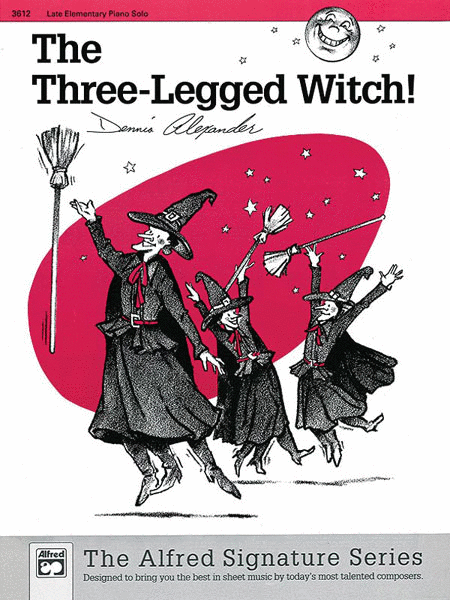 The Three-Legged Witch