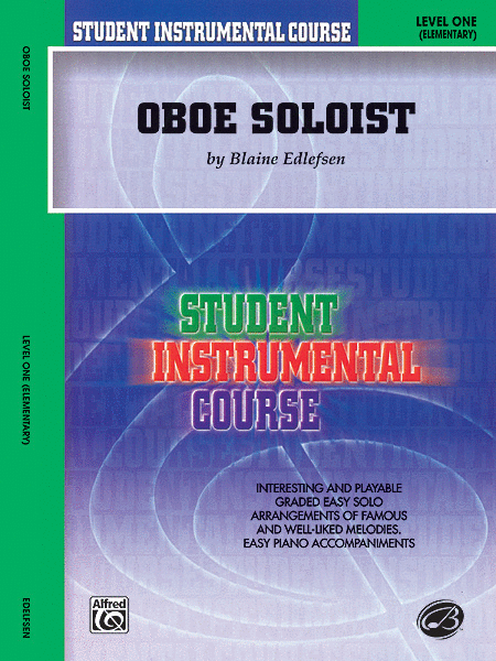 Student Instrumental Course Oboe Soloist