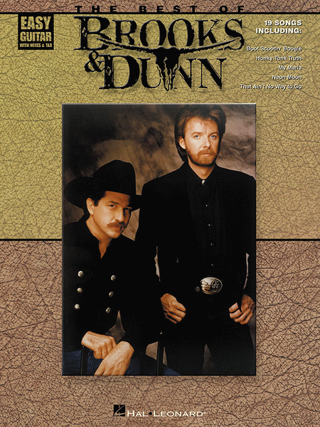 The Best Of Brooks & Dunn - Easy Guitar
