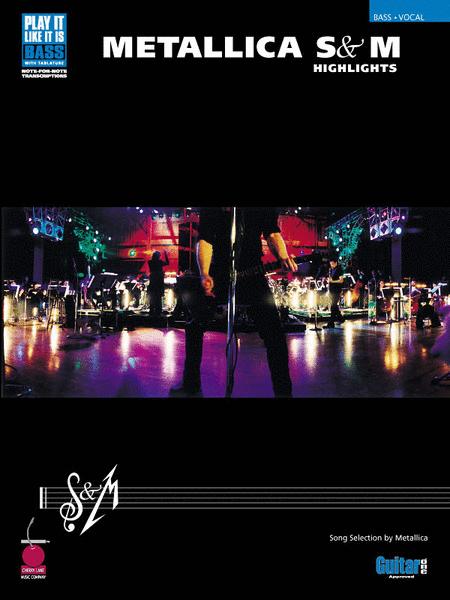 Metallica - S&M Highlights