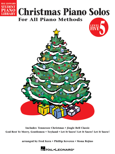 Christmas Piano Solos - Level 5