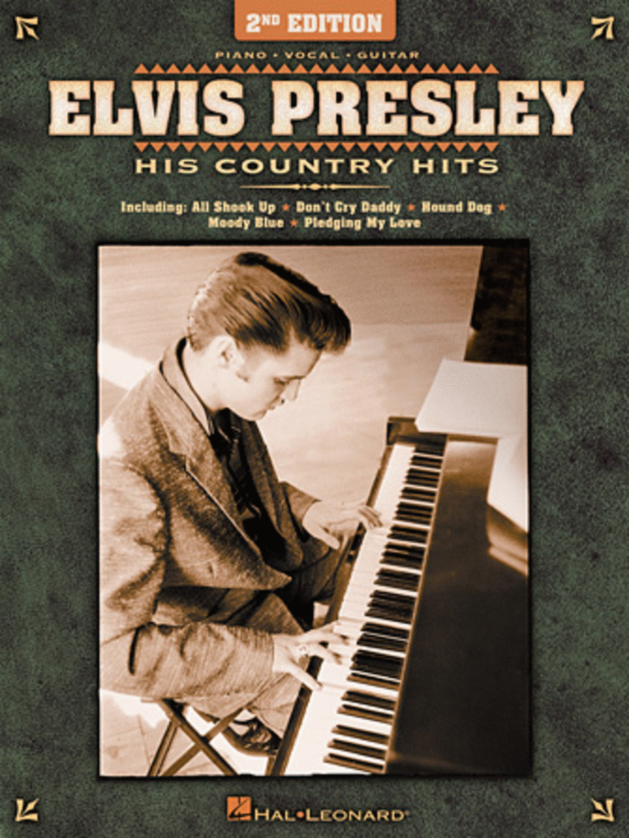 Elvis Presley - His Country Hits - 2nd Edition