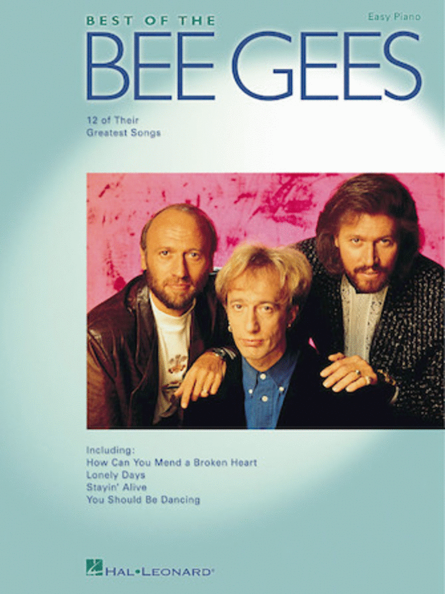 Best Of The Bee Gees - Easy Piano