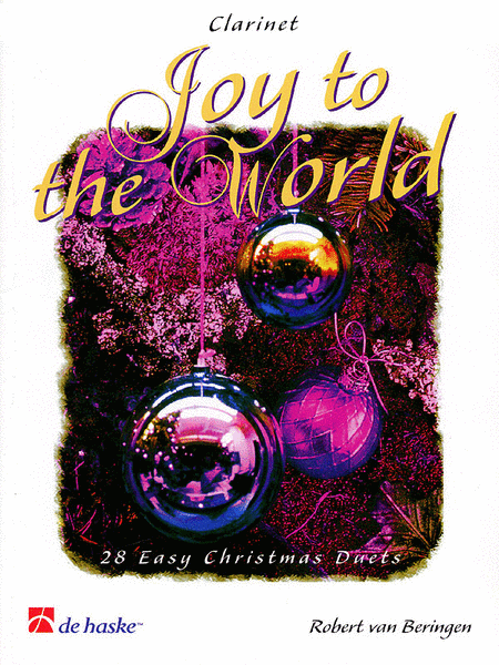 Joy to the World - 28 Easy Christmas Duets (Clarinet)
