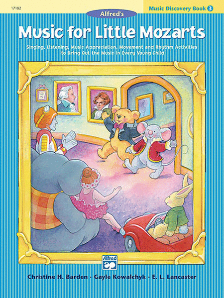 Music for Little Mozarts - Music Discovery (Book 3)
