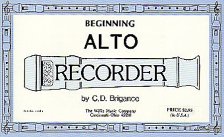Beginning Alto Recorder