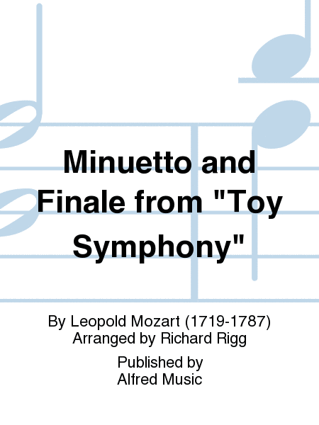 Minuetto and Finale from