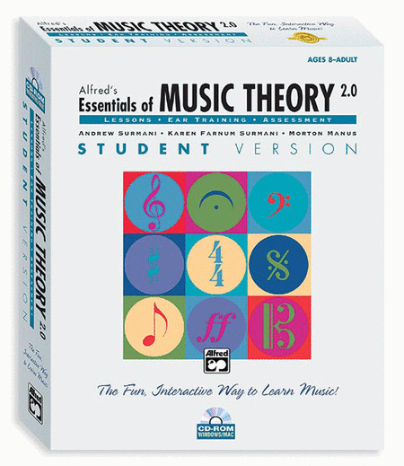 Alfred's Essentials of Music Theory 2.0 - Complete (CD-ROM)