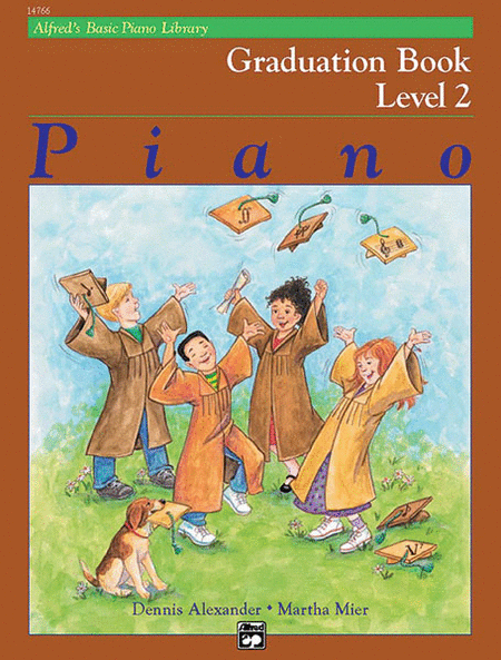 Alfred's Basic Piano Course - Graduation Book, Book 2