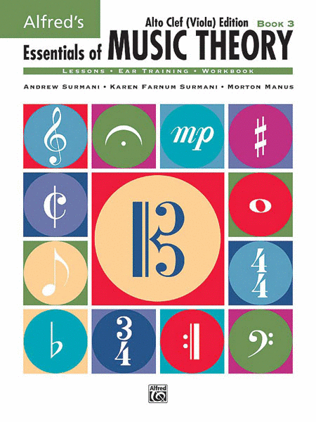 Alfred's Essentials of Music Theory, Book 3