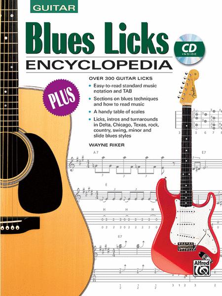 Blues Licks Encyclopedia