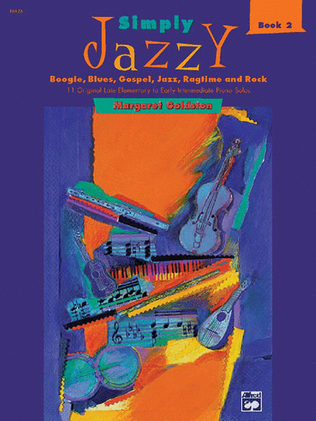 Simply Jazzy, Book 2