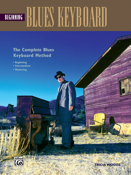 Complete Blues Keyboard Method