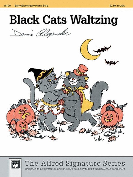 Black Cats Waltzing