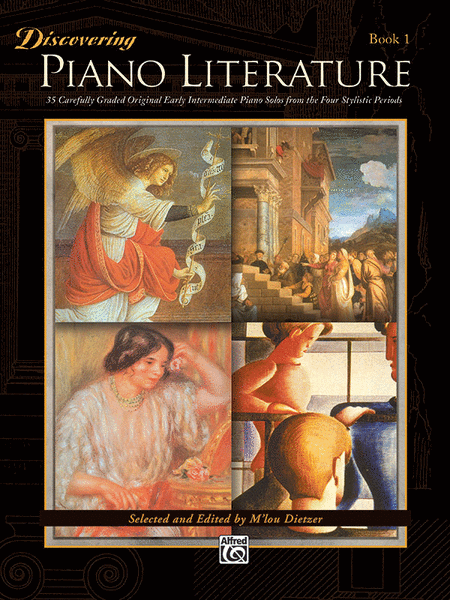 Discovering Piano Literature, Book 1